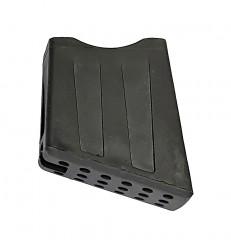 Zarges Außenschuh für Stehleiter 50x22mm