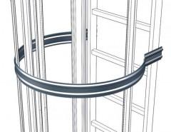 Zarges Rückenschutzbügel Stahl verzinkt ø 700mm