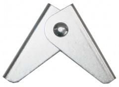 Zarges Scharnier Aluminium