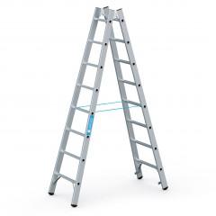 Zarges Sprossenstehleiter Coni B 2x8 Sprossen