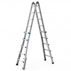 Zarges Teleskopleiter Variotec V 4x5 Sprossen