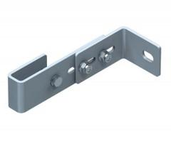 Zarges Wandhalter verstellbar Stahl verzinkt 150-200mm Wandabstand