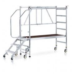 Zarges Montageplattform Workmaster T 2,70x0,75m klappbar