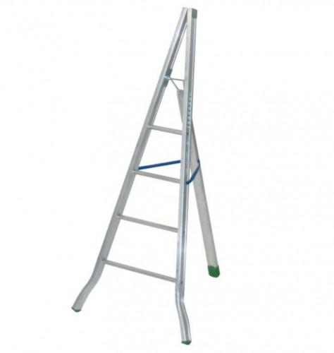 Facal Agri Obstbaumleiter Aluminium S600 4 Sprossen