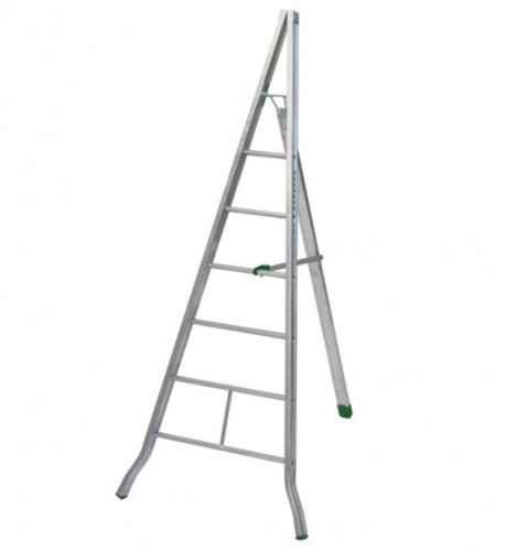Facal Agri Obstbaumleiter Aluminium S600 6 Sprossen