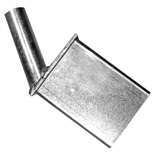 Facal Verbindung für gebogene Handläufe oben Regalleiter S15