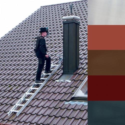 Günzburger Aluminium Dachleiter