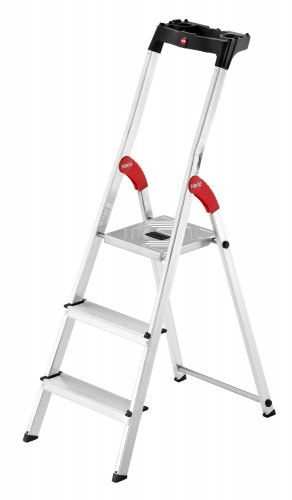 Hailo L60 Standardline Stehleiter 3 Stufen