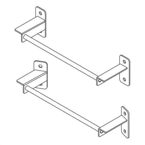 Hailo Einhängebügel für Schachtleitern