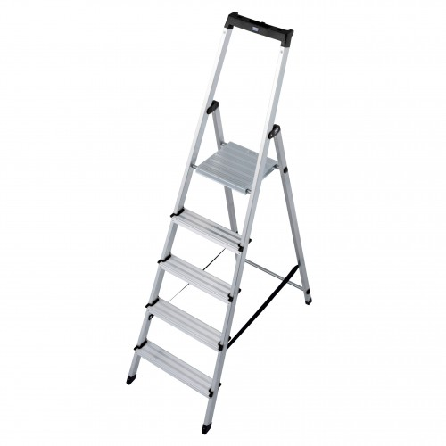 Krause Solidy Stufenstehleiter 5 Stufen