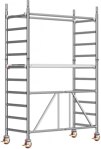 Layher Rollgerüst Zifa P2 3,61m AH
