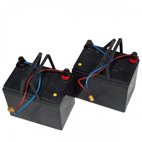 Lockhard Batterie-Set 2er-Pack Alulift