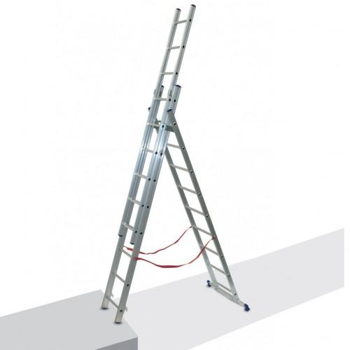 Facal Mehrzweckleiter STILO S100 3-teilig