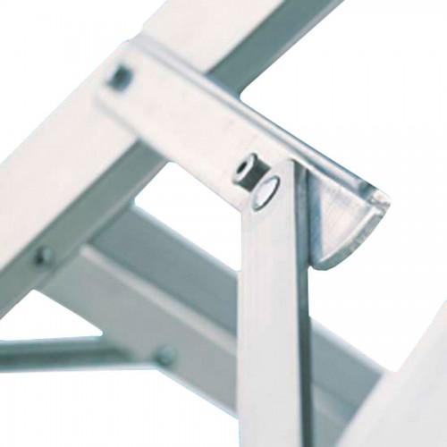 Zarges Bockleiter Seventec B 2x4 Stufen