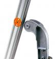 Facal Stufenstehleiter QUADRA Picta S300 Epoxid-Lack-small