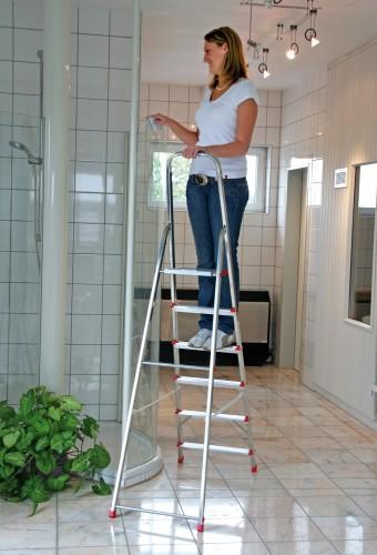 Günzburger Standard Haushaltsleiter 5 Stufen