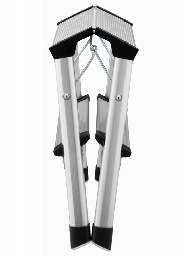 Hailo D60 StandardLine Klapptritt 2x2 Stufen