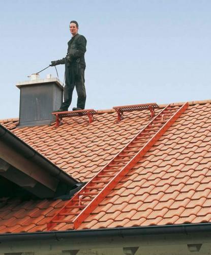 Zarges Dachleitern