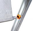 Facal Stufenstehleiter QUADRA S300 Aluminium-small
