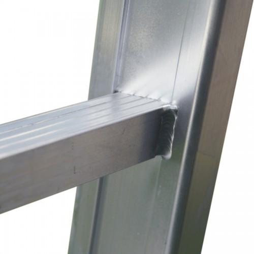 Facal Agri Obstbaumleiter Aluminium S600