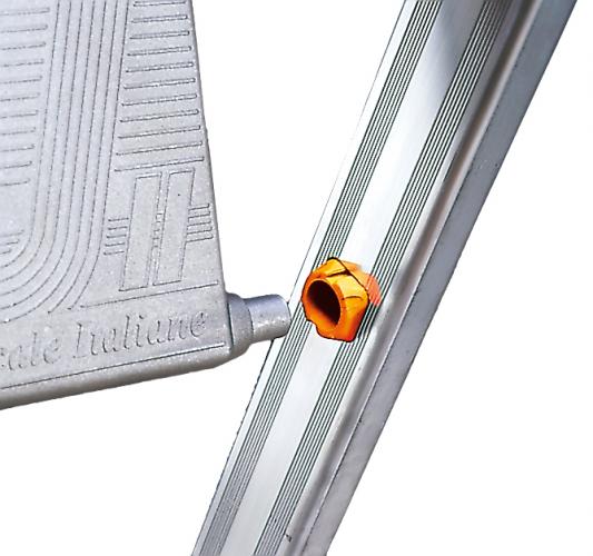 Facal Stufenstehleiter QUADRA S300 Aluminium