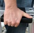 Günzburger Stehleiter mit ergo-pad beidseitig begehbar-small