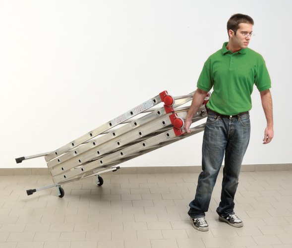 Hailo 1-2-3 500 Multifunktionsgerüst