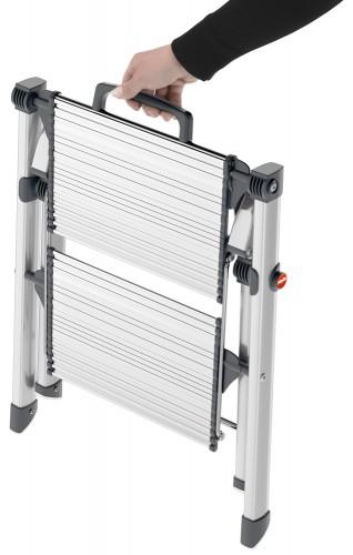 Hailo MK80 Mini Comfort Klapptritt 2 Stufen
