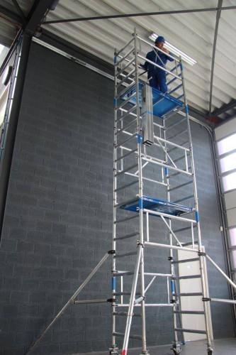 ASC Rollgerüst XS-Tower