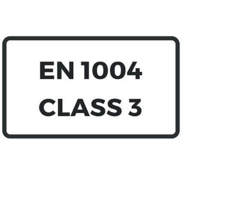EN 1004 / CLASS 3