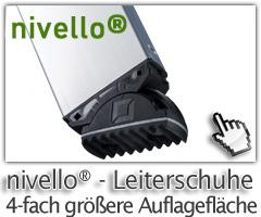 Nivello$reg; Leiterschuhe