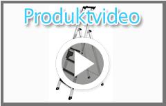 Günzburger Stehleiter mit ErgoPad Video