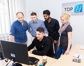 Topleiter team